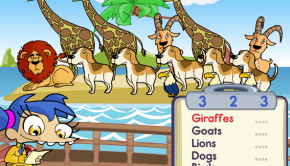 Animal Island Data Cool Math game