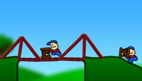 Play Cargo Bridge online free