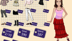 Cool Math dress up game