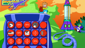 PBS Kids cool math game percentages fractions