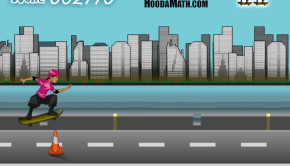 Cool Skater Mathematics game